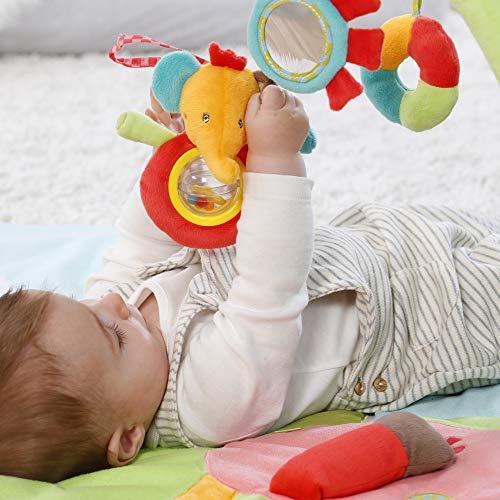 Libro de actividades para beb/és de Babysun Funky Friends