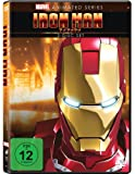 DVD Cover 'Marvel Animated Series: Iron Man - Die komplette Serie [2 DVDs]