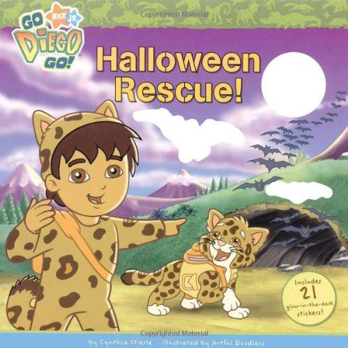 ick Jr. Go Diego Go!) (Nick Jr Halloween)