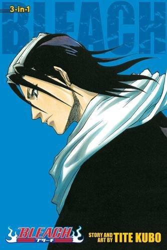 Bleach (3-in-1 Edition) Volume 3 por Tite Kubo