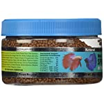 New Life Spectrum Betta Formula 1mm Semi-Float Pet Food, 50gm 13