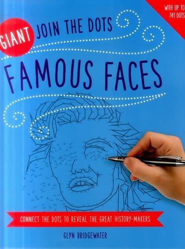Famous Faces: Connect the Dots to Reveal the Great History-Makers ()