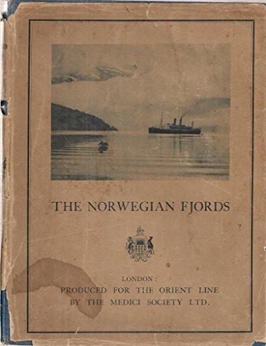 The Norwegian Fjords Orient Line Cruises to Norwegian Cruise Line
