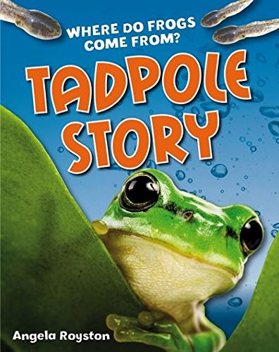 Tadpole Story: Age 6-7, above average readers (White Wolves Non Fiction)