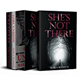 Boxed Set - the entire TJ Peacock and Lisa Rayburn suspense series: Contains She's Not There, Trespass, and Girl Undone