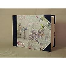 Album de fotos a mano 20X16 - 30 hojas - serie Papel Varias