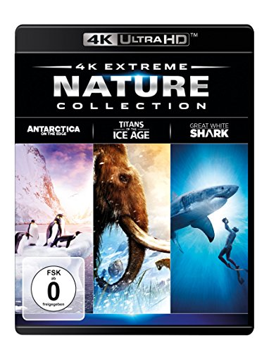 IMAX: 4K Extreme Nature Collection - 4k Ultra HD Blu-ray