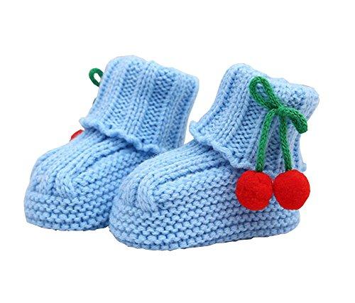 Durable chaussures bébé adorable hiver Cerisier chaleureux Mignon intérieure Cha