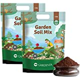 Ugaoo Organic Garden Soil Mix for Plants 10 Kg - Potting Soil