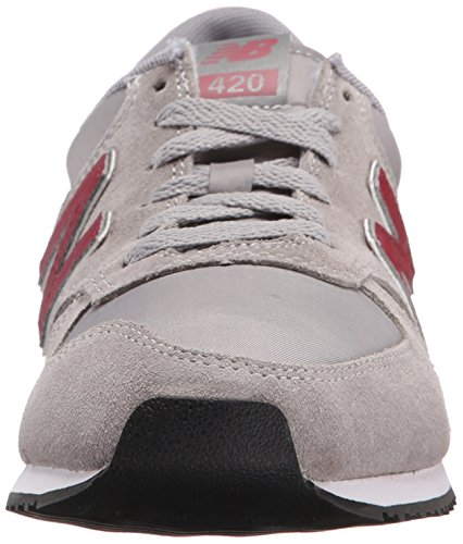 New Balance U420, Chaussures Basses Mixte Adulte Gris (Grey/030)