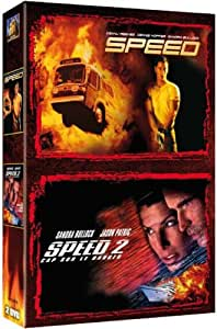 Speed / Speed 2 - Coffret 2 DVD