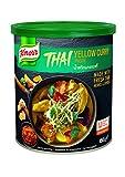 Knorr Thai Yellow Curry Paste (Authentische, thailändische Rezeptur, Hergestellt in Thailand) 850g