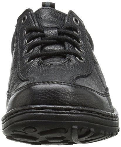 Hush Puppies Baxter Belfast, Chaussures à Lacets Homme Noir (Black)