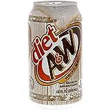 Diet A&W Root Beer - 24 Case