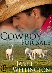 COWBOY FOR SALE--A Second-Chances Spicy Romance