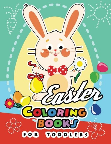 Easter Coloring book for toddlers
