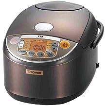 ZOJIRUSHI IH cuiseur à riz [un boisseau cuire] brun NP-VC18-TA