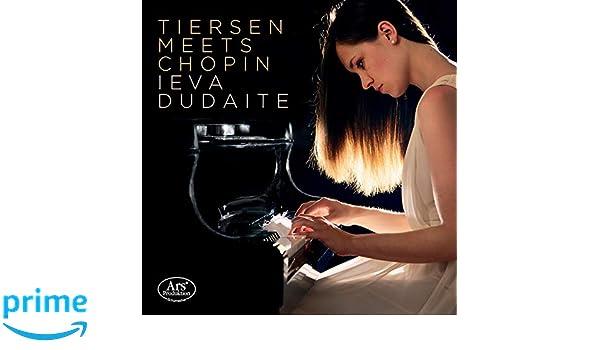 Bildergebnis für Ieva Dudaite: Tiersen meets Chopin