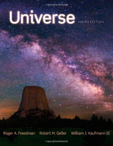 Universe by Freedman, Roger Published by W. H. Freeman 9th (ninth) edition (2010) Paperback