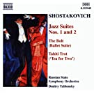 Chostakovitch - Suites Jazz / Valses