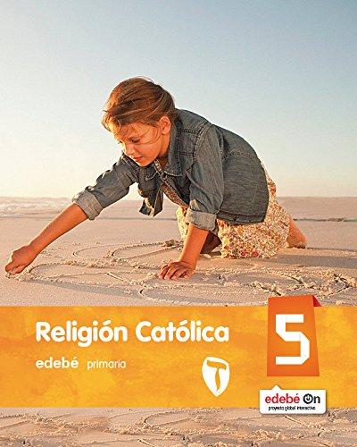 RELIGIÓN CATÓLICA 5 - 9788468317113