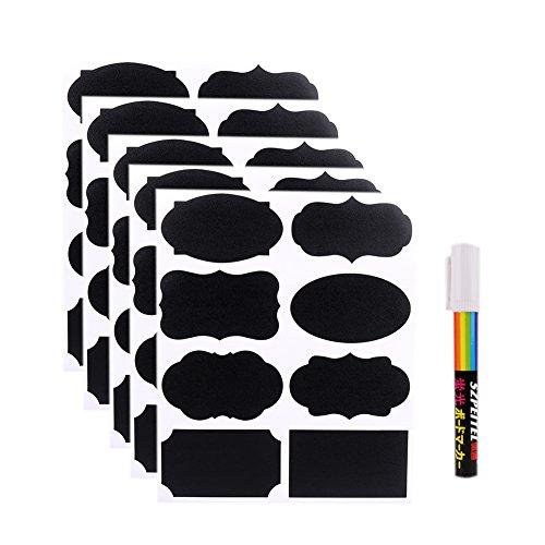 40-schwarz-tafel-sticker-abnehmbare-reusable-vinyl-sticker-chalkboard-etiketten-mit-flussige-kreide-