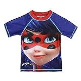 Camiseta de baño Prodigiosa Ladybug T.6