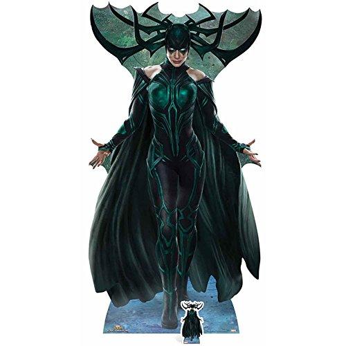 Bebegavroche Figurine en Carton Hela Thor Ragnarok Marvel
