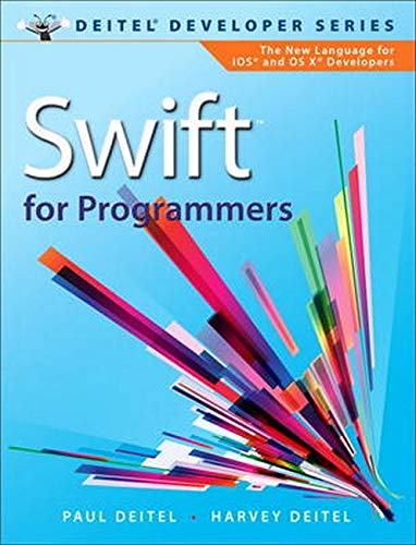 Swift for Programmers PDF Books