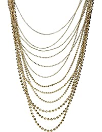 b31214ac4a921 Amazon.in: Chains & Necklaces: Jewellery