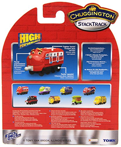 Image of Chuggington Stack Track Zephie