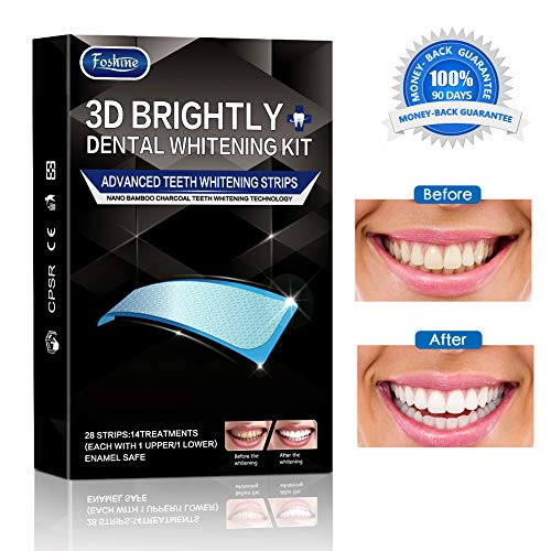 Teeth whitening strips (Charcoal)