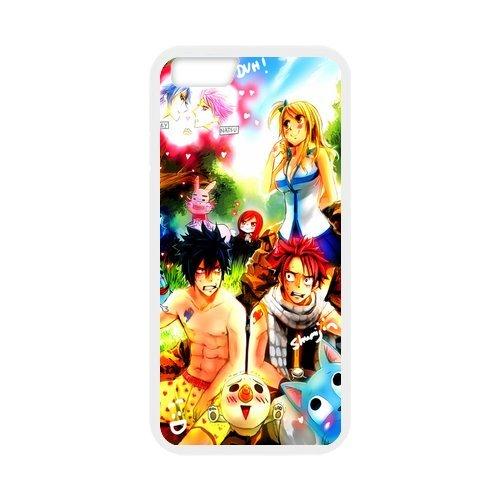 """Fairy Tail Design Étui pour l'iPhone 6/6S, Personalized Coque pour iPhone 6(4.7inch) """", Customize Fairy Tail TPU Phone Case Housse de Protection Housse Coque Étui Cas Back Cover pour"""