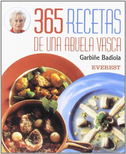 365 recetas de una abuela vasca