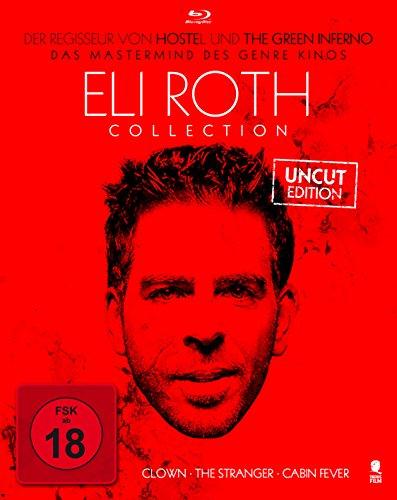 Eli Roth Collection (vorab exklusiv bei Amazon.de) (3 Disc-Set) [Blu-ray]