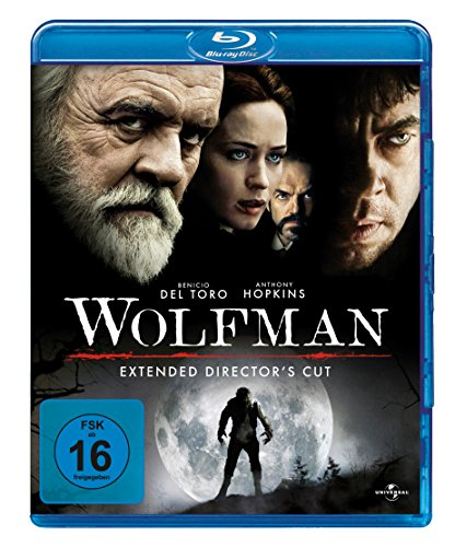 Bild von Wolfman [Blu-ray]
