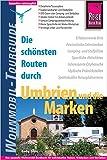 Reise Know-How Wohnmobil-Tourguide Umbrien und die Marken Die schönsten Routen - Gaby Gölz