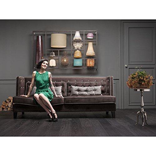 Sofa Denver Velvet 3-Sitzer 215cm