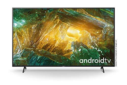 Oferta de Sony Pantalla 4K Ultra HD, Negro, 75 Inch