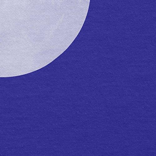 TEXLAB - Full Moon Bulli T1 - Herren T-Shirt Marine