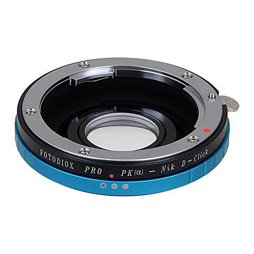 Fotodiox Anello Adattatore per Pentax K Obiettivo Fotocamera Nikon