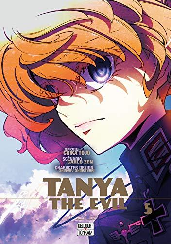 Tanya the Evil 05 par Carlos Zen