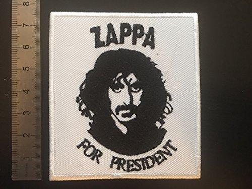 Preisvergleich Produktbild Ecusson-Patches Aufnaher ToppaZappa for Presidentzum Aufbgeln