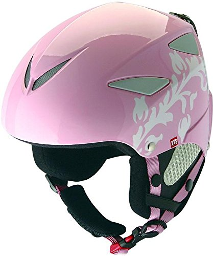 Kinderskihelm VS613 pink - XXS