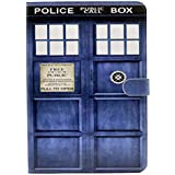Ipad Mini 4 CASE Doctor Who Tardis Pattern Leather Flip Stand Case Cover For Ipad Mini 4 4th New