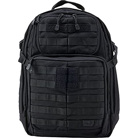 5.11 Tactical Rush 24 Backpack - Black - Black