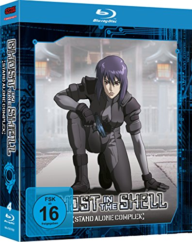 Ghost in the Shell SAC 1 - Box [Blu-ray] -