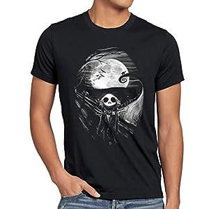 style3 Munch Nightmare Camiseta para