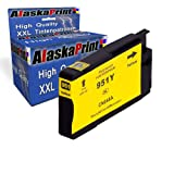 Premium Kompatible Tintenpatrone Als Ersatz für Hp 951XL Gelb Yellow Druckerpatrone