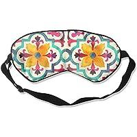 Colorful Painting Sleep Eyes Masks - Comfortable Sleeping Mask Eye Cover For Travelling Night Noon Nap Mediation... preisvergleich bei billige-tabletten.eu